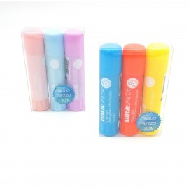 "COLLA STICK 40 Gr PACK 3 PZ.""Boy&Girl"""