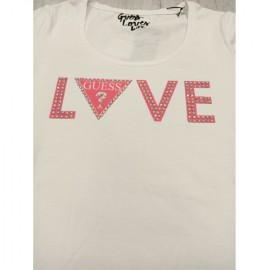 T-shirt Guess (Love?)