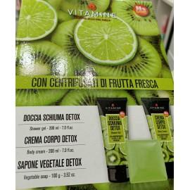 Confezione regalo linea vitamine