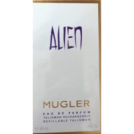 Alien mugler donna EDP 60ml spray ricaricabile