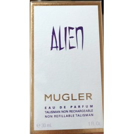 Alien mugler donna EDP 30ml spray non ricaricabile