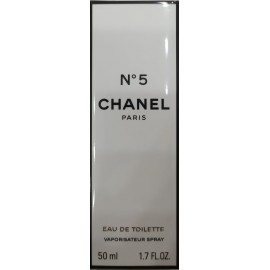 Chanel n.5 EDT 50 ml spray