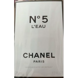 Chanel n.5 l'eau  EDT 35 ml spray