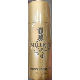 Deo spray profumato 1 million paco rabanne uomo